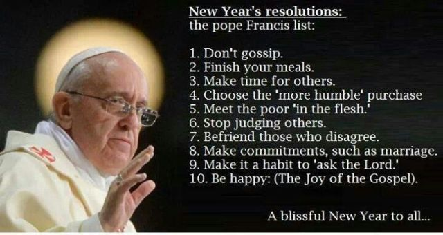 Pope Francis\'s New Year\'s Message | YOUNG CHRISTIAN WORKERS